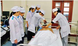 Y tế và hoạt động trợ giúp xã hội