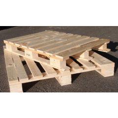 Pallet gỗ 4 hướng nâng 1100 x 1100 (BA-1100H4)
